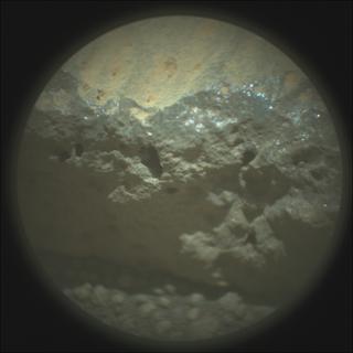 View image taken on Mars, Mars Perseverance Sol 112: SuperCam Camera