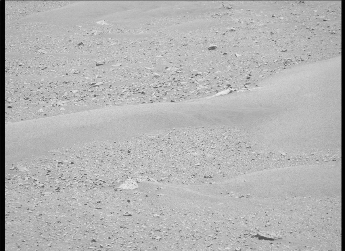 This image was taken by MCZ_RIGHT onboard NASA's Mars rover Perseverance on Sol 112