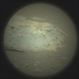 View image taken on Mars, Mars Perseverance Sol 113: SuperCam Camera
