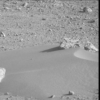 View image taken on Mars, Mars Perseverance Sol 113: Right Mastcam-Z Camera