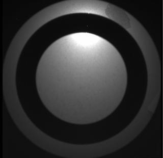 View image taken on Mars, Mars Perseverance Sol 114: SkyCam Camera