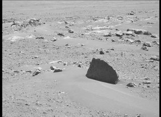 View image taken on Mars, Mars Perseverance Sol 114: Right Mastcam-Z Camera