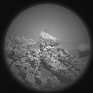 View image taken on Mars, Mars Perseverance Sol 115: SuperCam Camera