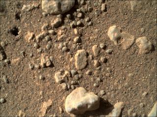 View image taken on Mars, Mars Perseverance Sol 115: WATSON Camera