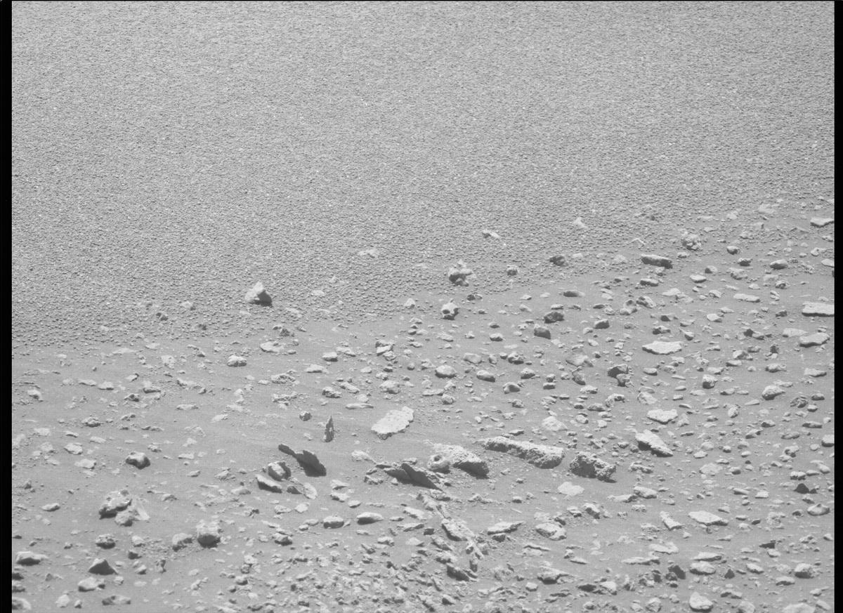 This image was taken by MCZ_LEFT onboard NASA's Mars rover Perseverance on Sol 115