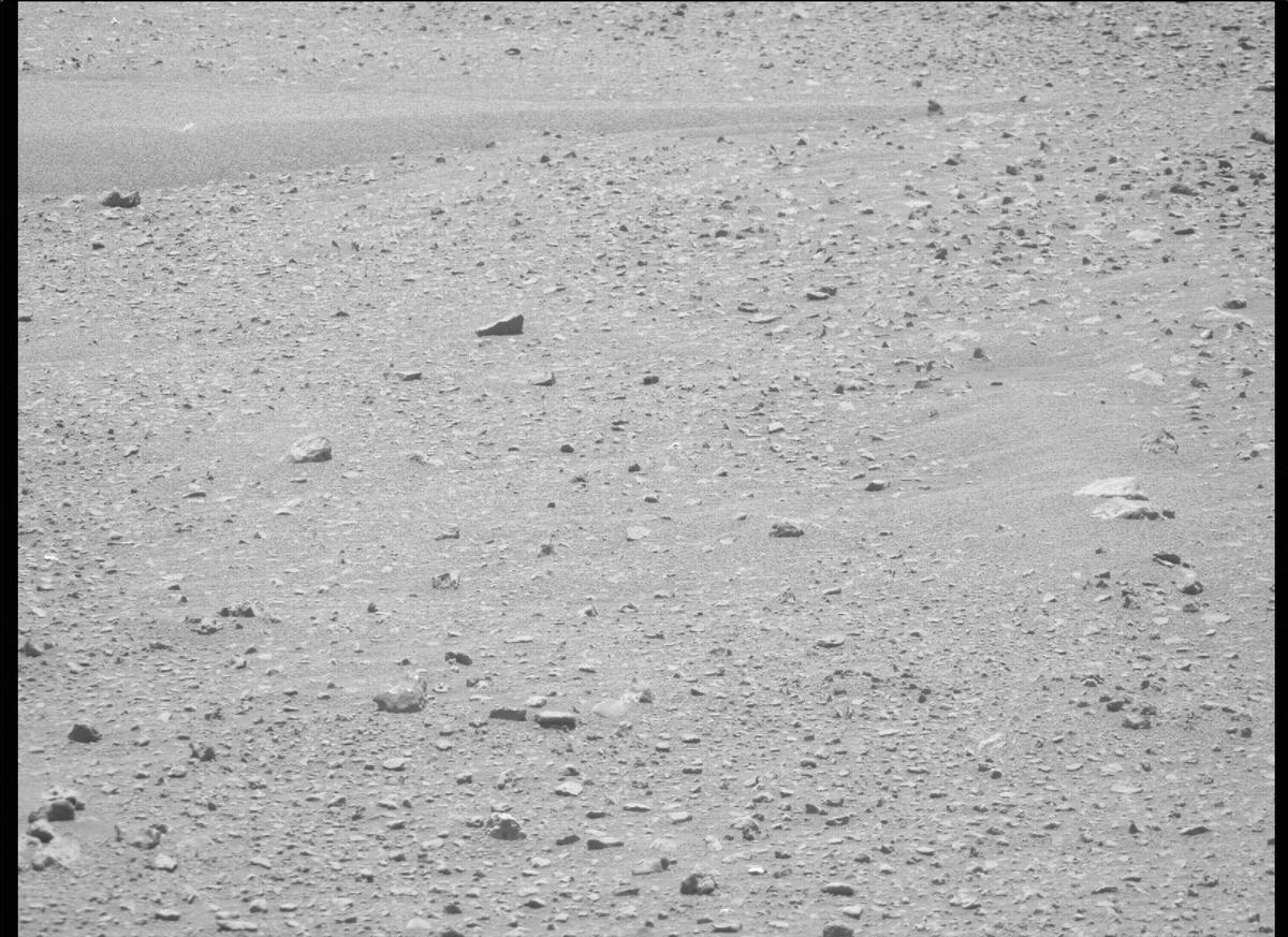This image was taken by MCZ_RIGHT onboard NASA's Mars rover Perseverance on Sol 115
