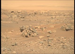 View image taken on Mars, Mars Perseverance Sol 115: Right Mastcam-Z Camera