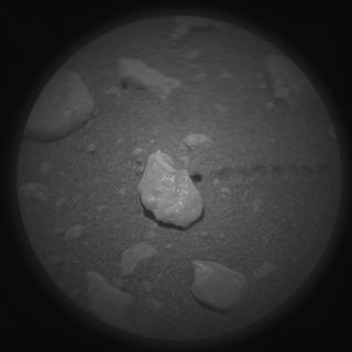 View image taken on Mars, Mars Perseverance Sol 116: SuperCam Camera