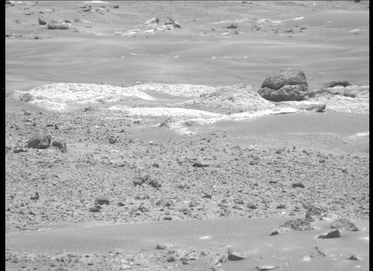 This image was taken by MCZ_LEFT onboard NASA's Mars rover Perseverance on Sol 116