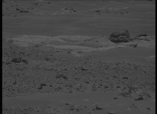 View image taken on Mars, Mars Perseverance Sol 116: Left Mastcam-Z Camera