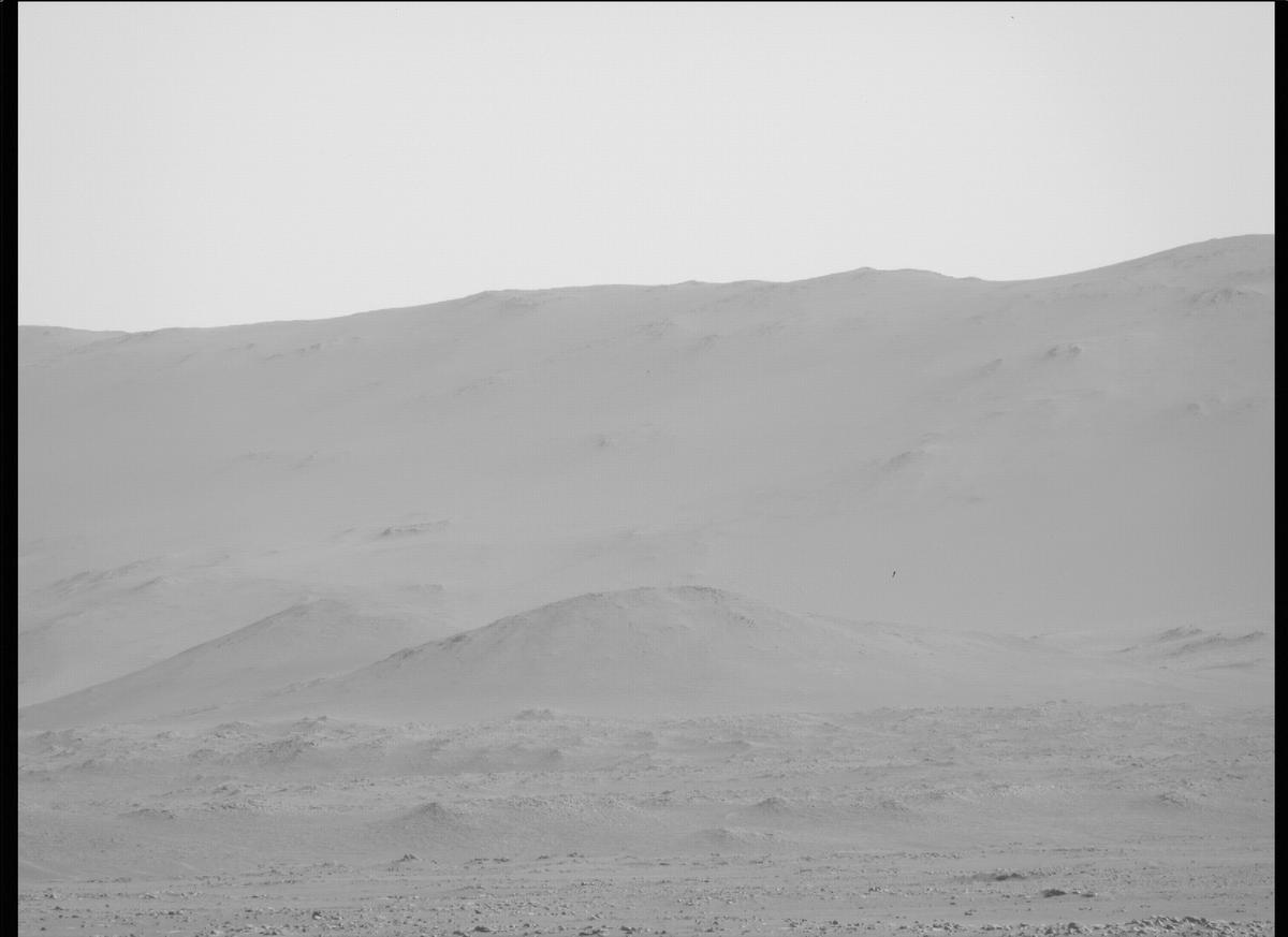 This image was taken by MCZ_RIGHT onboard NASA's Mars rover Perseverance on Sol 116