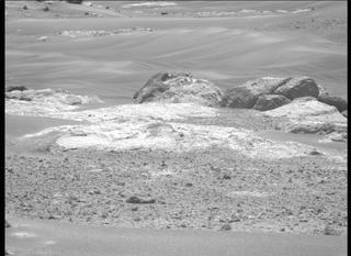 View image taken on Mars, Mars Perseverance Sol 116: Right Mastcam-Z Camera