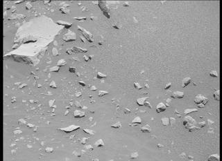 View image taken on Mars, Mars Perseverance Sol 117: Left Mastcam-Z Camera