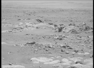 View image taken on Mars, Mars Perseverance Sol 117: Right Mastcam-Z Camera