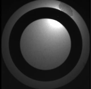 View image taken on Mars, Mars Perseverance Sol 118: SkyCam Camera