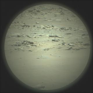 View image taken on Mars, Mars Perseverance Sol 118: SuperCam Camera