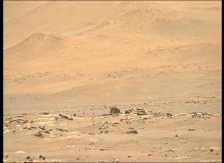 View image taken on Mars, Mars Perseverance Sol 118: Right Mastcam-Z Camera