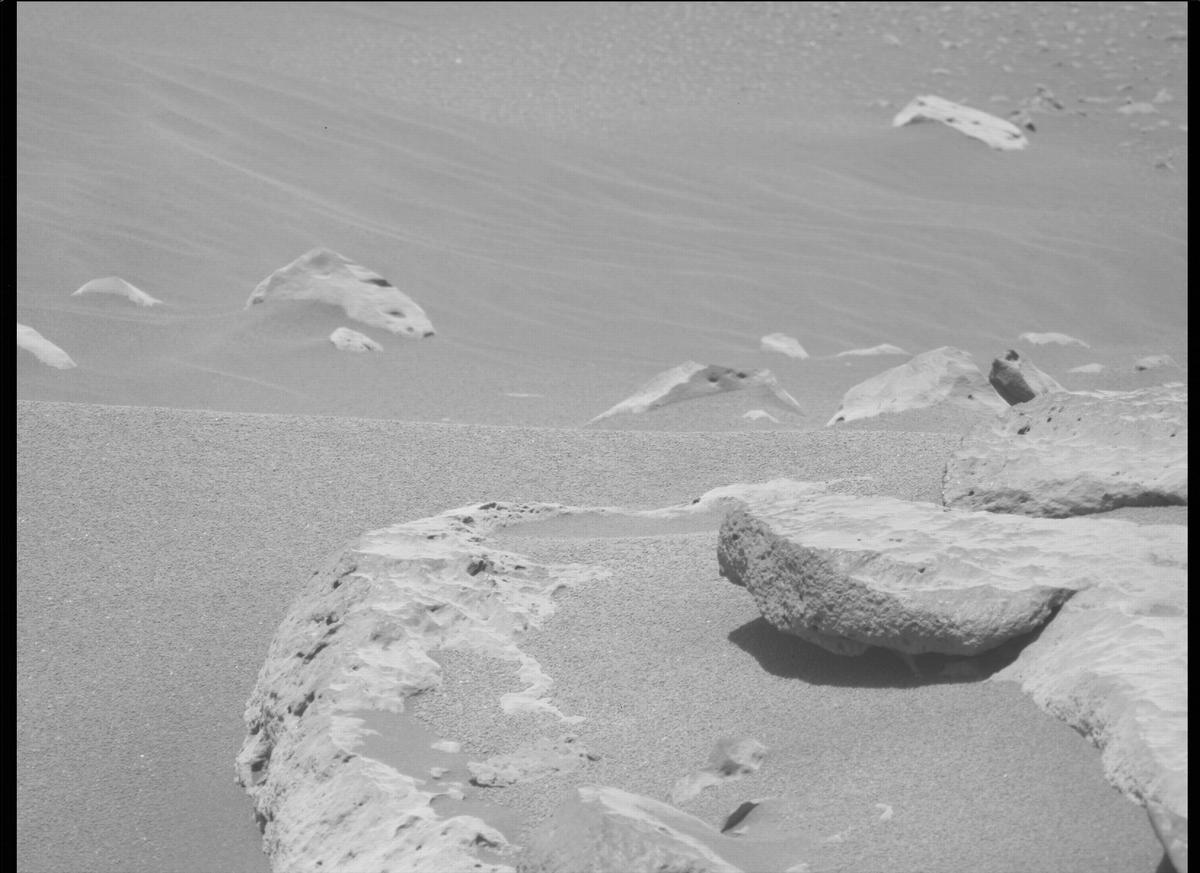This image was taken by MCZ_LEFT onboard NASA's Mars rover Perseverance on Sol 119