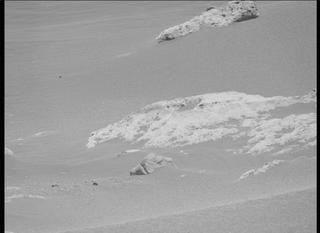 View image taken on Mars, Mars Perseverance Sol 119: Right Mastcam-Z Camera