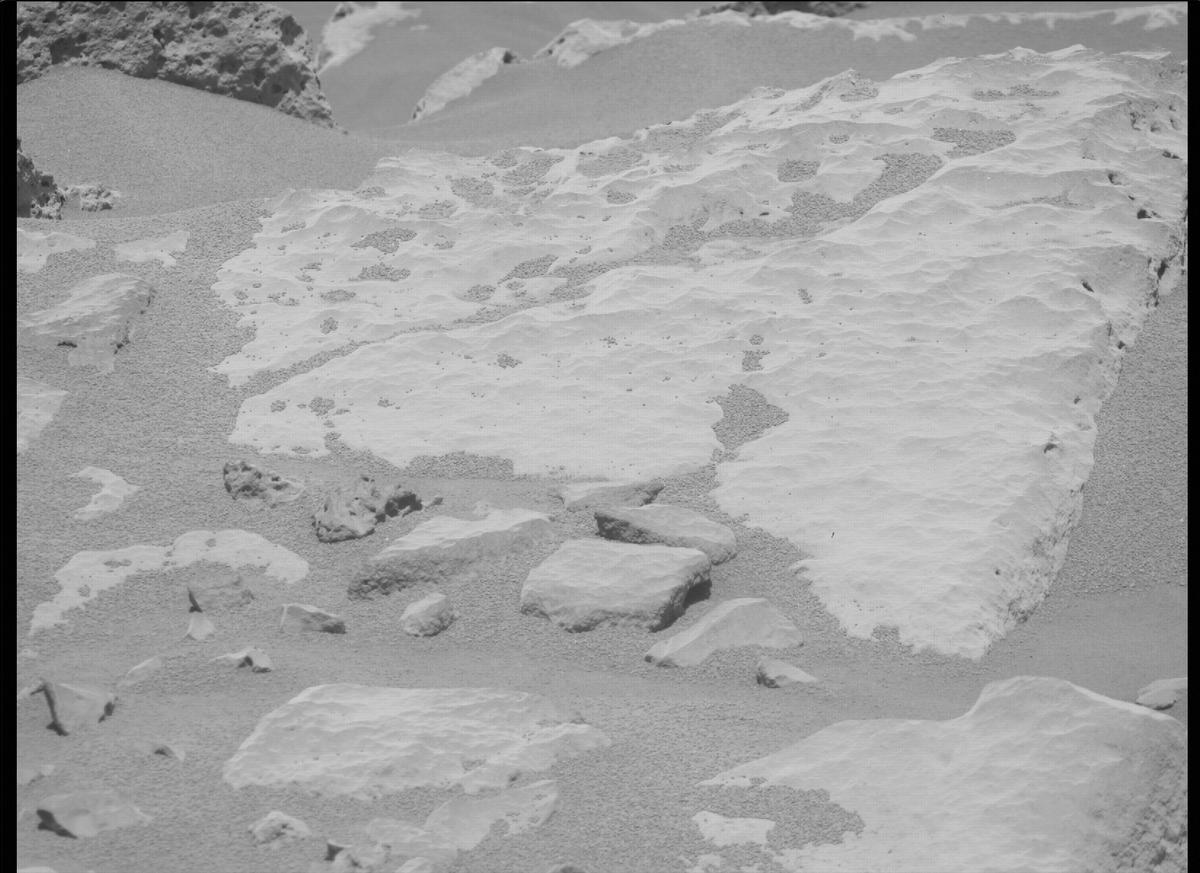 This image was taken by MCZ_RIGHT onboard NASA's Mars rover Perseverance on Sol 119