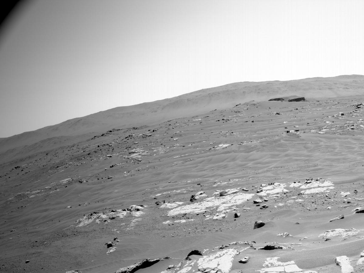 This image was taken by NAVCAM_RIGHT onboard NASA's Mars rover Perseverance on Sol 120