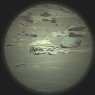 View image taken on Mars, Mars Perseverance Sol 120: SuperCam Camera