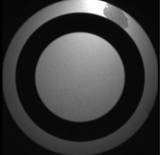 View image taken on Mars, Mars Perseverance Sol 121: SkyCam Camera