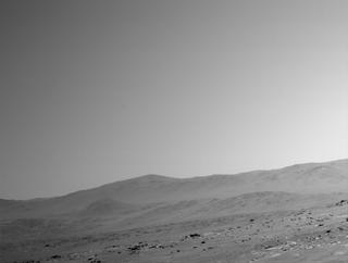 View image taken on Mars, Mars Perseverance Sol 121: Right Navigation Camera (Navcam)