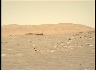 View image taken on Mars, Mars Perseverance Sol 121: Left Mastcam-Z Camera