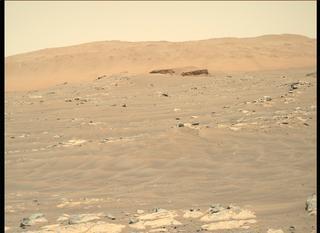 View image taken on Mars, Mars Perseverance Sol 121: Right Mastcam-Z Camera
