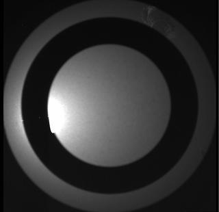 View image taken on Mars, Mars Perseverance Sol 122: SkyCam Camera