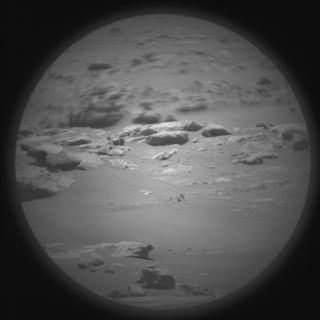 View image taken on Mars, Mars Perseverance Sol 122: SuperCam Camera