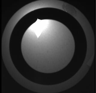 View image taken on Mars, Mars Perseverance Sol 127: SkyCam Camera