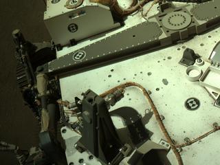 View image taken on Mars, Mars Perseverance Sol 127: Right Navigation Camera (Navcam)