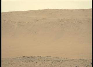 View image taken on Mars, Mars Perseverance Sol 127: Left Mastcam-Z Camera