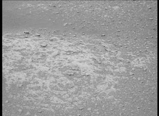 View image taken on Mars, Mars Perseverance Sol 127: Right Mastcam-Z Camera