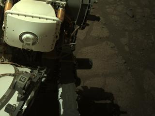 View image taken on Mars, Mars Perseverance Sol 136: Right Navigation Camera (Navcam)