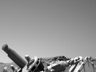 View image taken on Mars, Mars Perseverance Sol 142: Left Navigation Camera (Navcam)