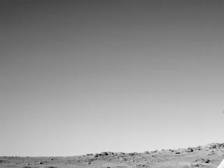 View image taken on Mars, Mars Perseverance Sol 143: Left Navigation Camera (Navcam)