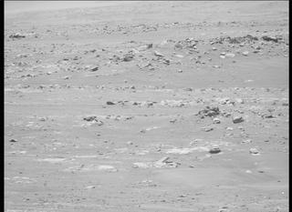 View image taken on Mars, Mars Perseverance Sol 143: Left Mastcam-Z Camera