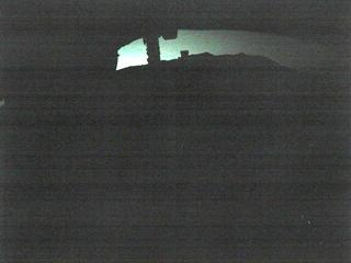 View image taken on Mars, Mars Perseverance Sol 144: Front Left Hazard Avoidance Camera (Hazcam)