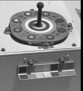 View image taken on Mars, Mars Perseverance Sol 144: Left Mastcam-Z Camera