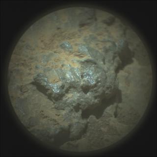 View image taken on Mars, Mars Perseverance Sol 145: SuperCam Camera