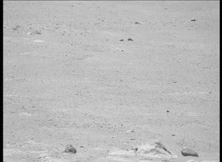 View image taken on Mars, Mars Perseverance Sol 145: Left Mastcam-Z Camera