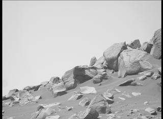 View image taken on Mars, Mars Perseverance Sol 145: Right Mastcam-Z Camera