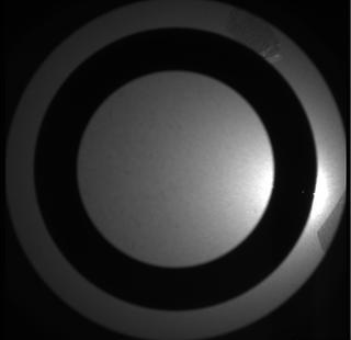 View image taken on Mars, Mars Perseverance Sol 146: SkyCam Camera
