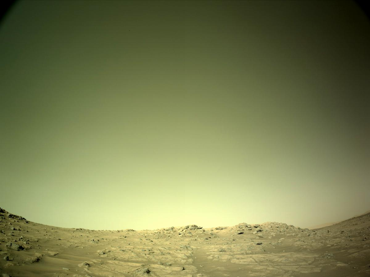 This image was taken by NAVCAM_LEFT onboard NASA's Mars rover Perseverance on Sol 146