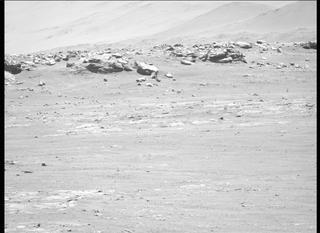 View image taken on Mars, Mars Perseverance Sol 146: Left Mastcam-Z Camera