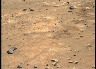 View image taken on Mars, Mars Perseverance Sol 146: Right Mastcam-Z Camera