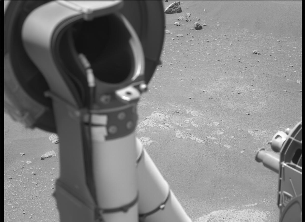 This image was taken by MCZ_RIGHT onboard NASA's Mars rover Perseverance on Sol 146